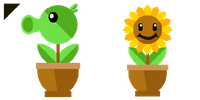 Sunflovewer Plants vs. Zombies